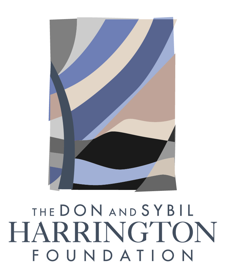 Don and Sybil Harrington Foundation logo